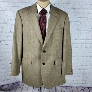 Brooks Brothers 346 Men's 42RG 100% Wool Blazer